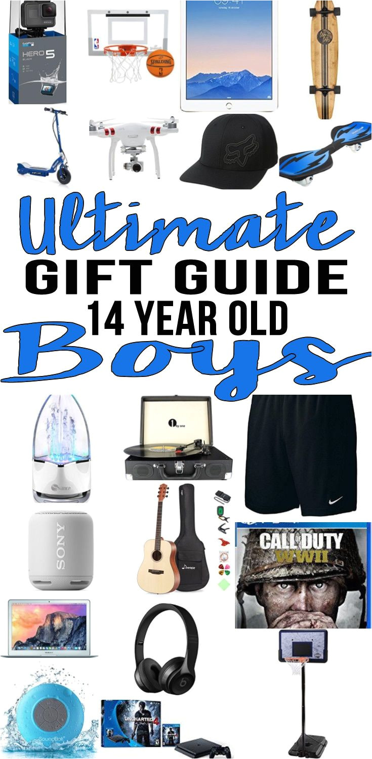Top Gift Ideas That 14 Yr Old Boys Will Love Find Presents Suggestions For A