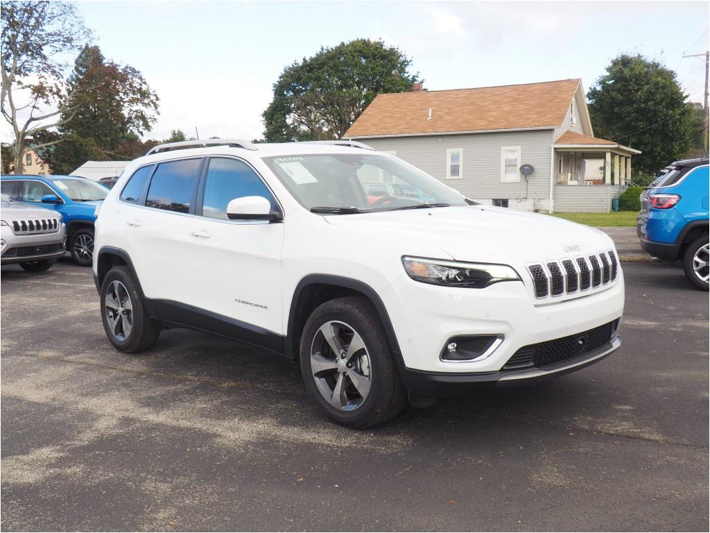 new 2019 jeep cherokee for sale at tri star indiana vin 1c4pjmdx5kd228985