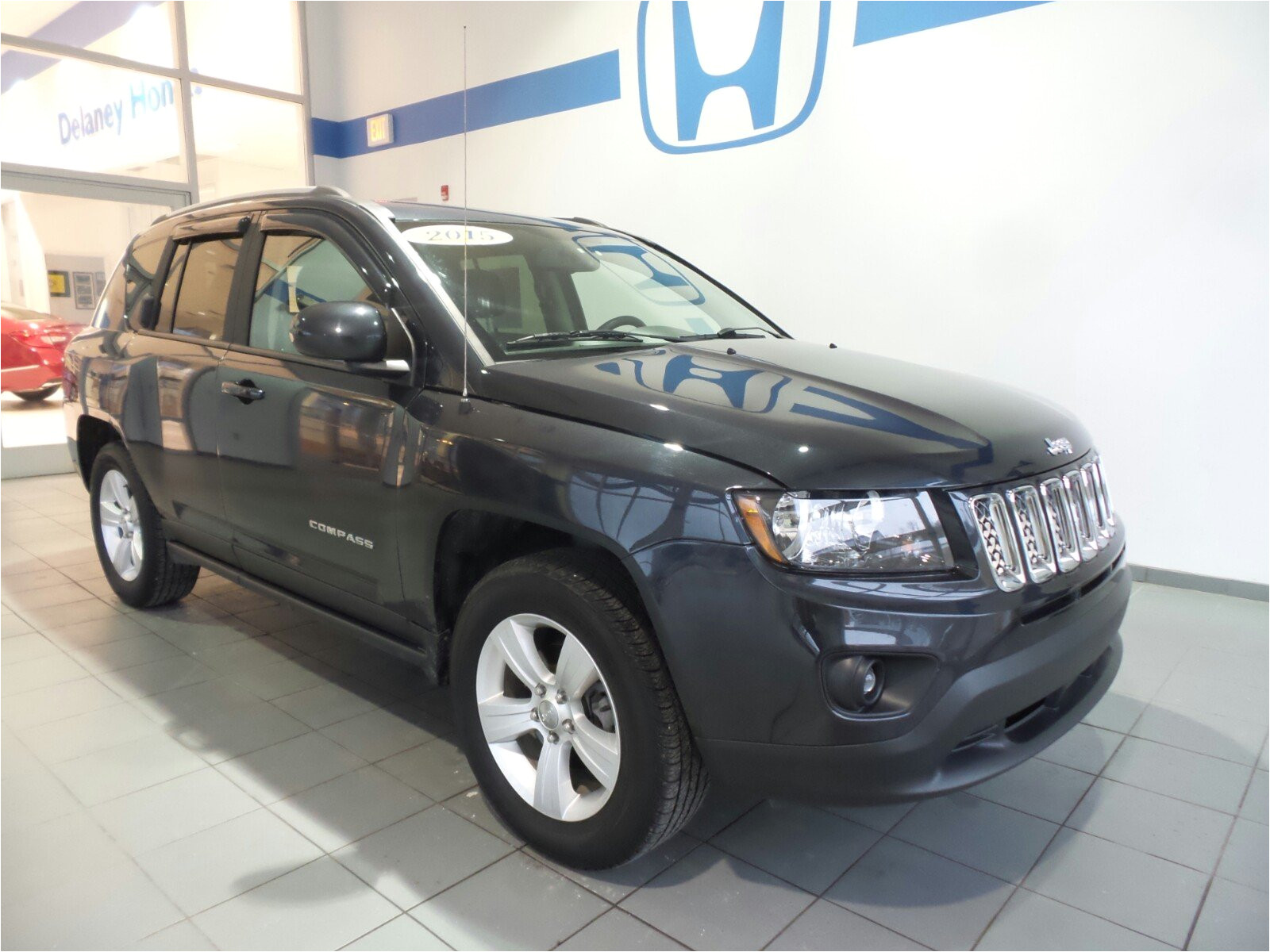 pre owned 2015 jeep compass latitude