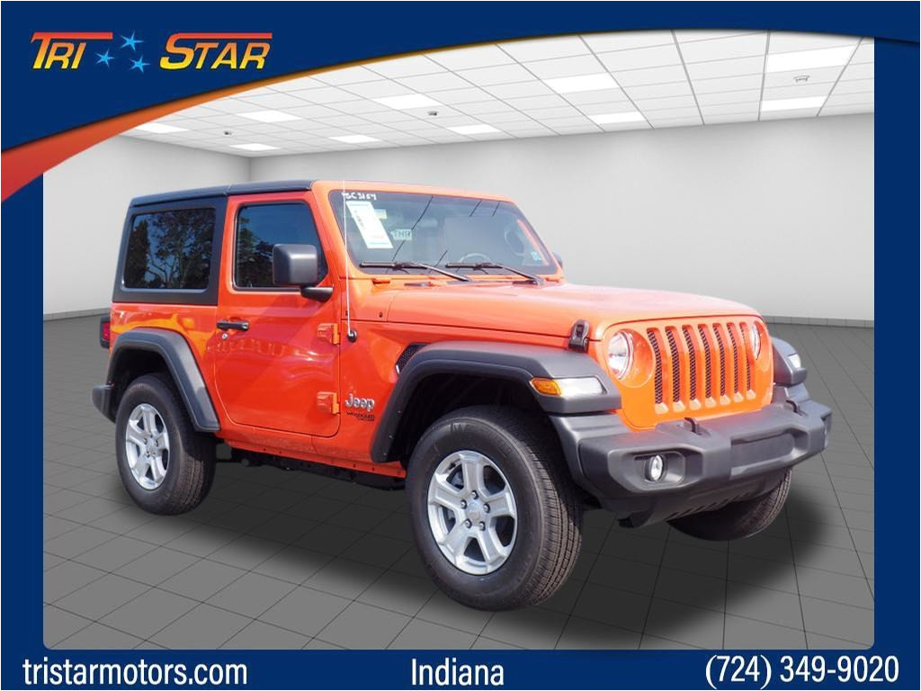 new 2018 jeep wrangler for sale at tri star indiana vin 1c4gjxan7jw182079