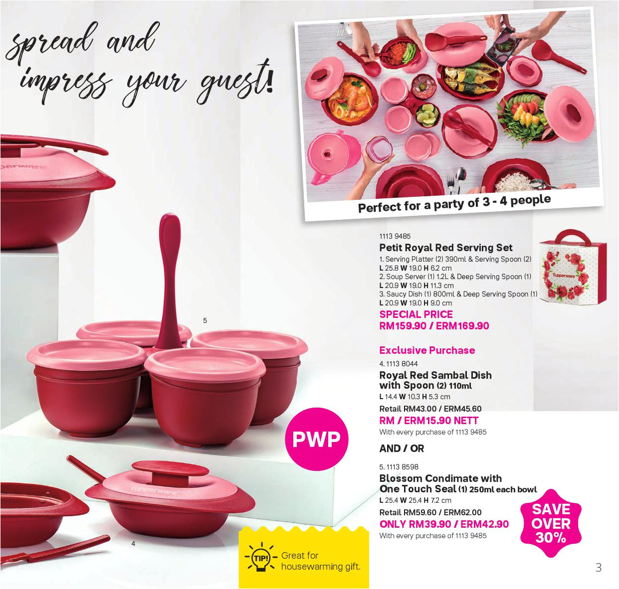 tupperware catalogue 1 sep 30 sep 2018 page 3