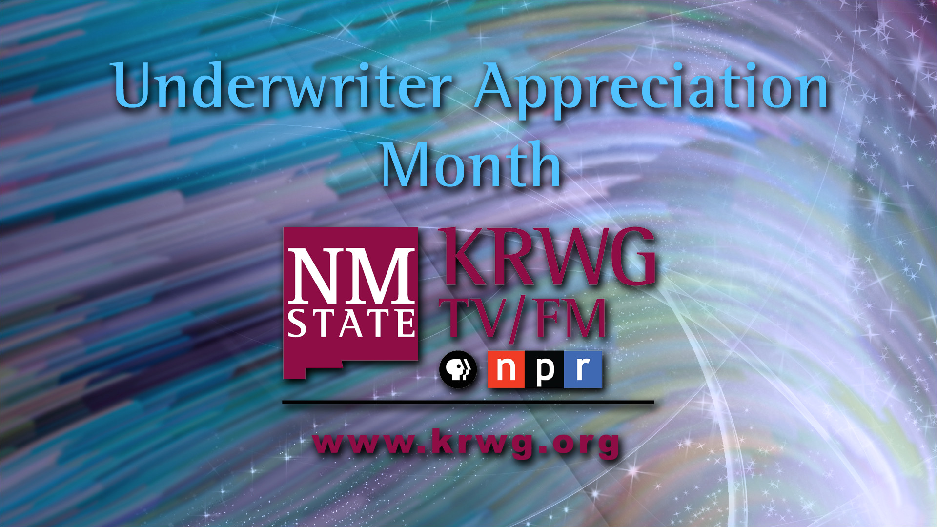 july is underwriter appreciation month