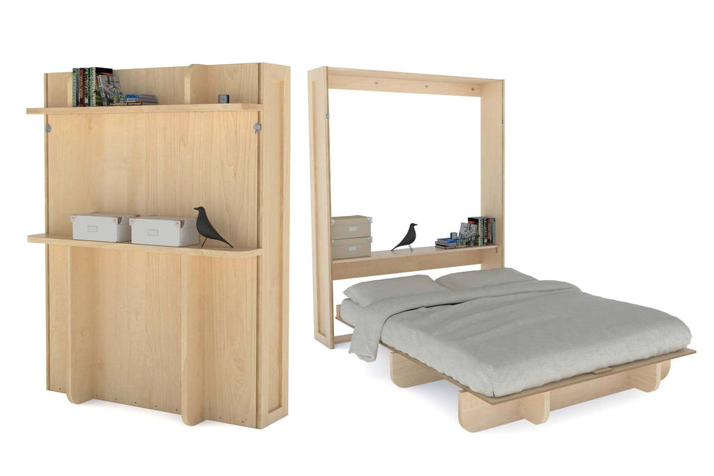 tv lift cabinet for end of bed unique 12 diy murphy bed projects for every bud