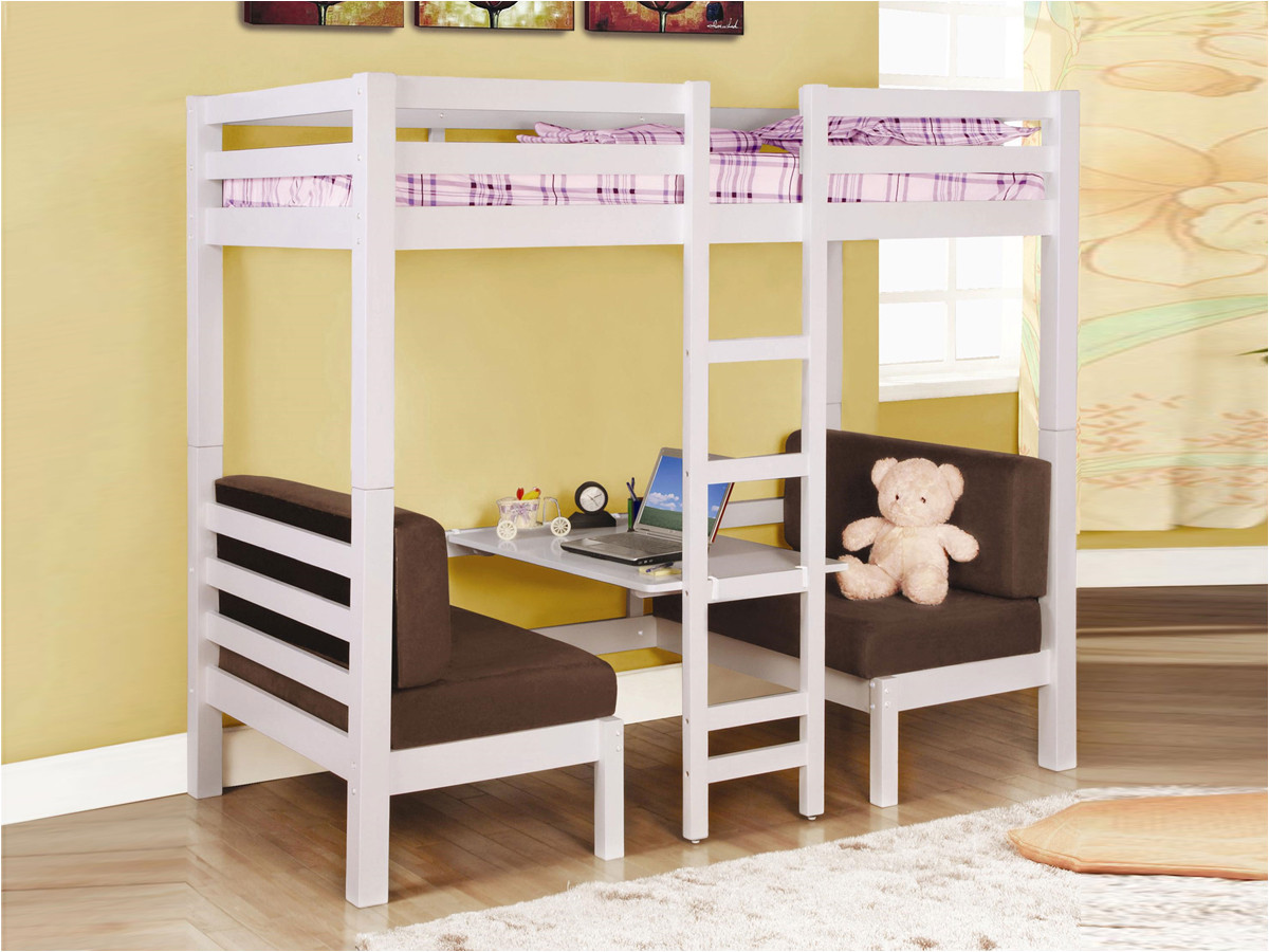 12 photos gallery of how to build kids bunk beds with desk