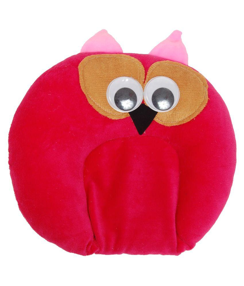 guru kripa baby products pink mustard seeds baby pillow