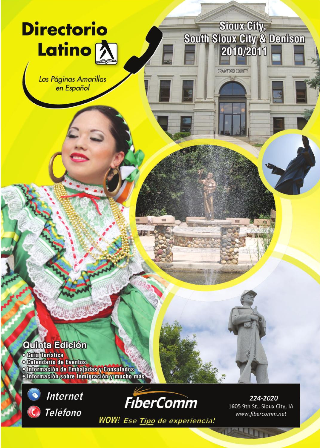 directorio latino sioux city south sioux city denison 2010 2011 by pioneer publishing issuu
