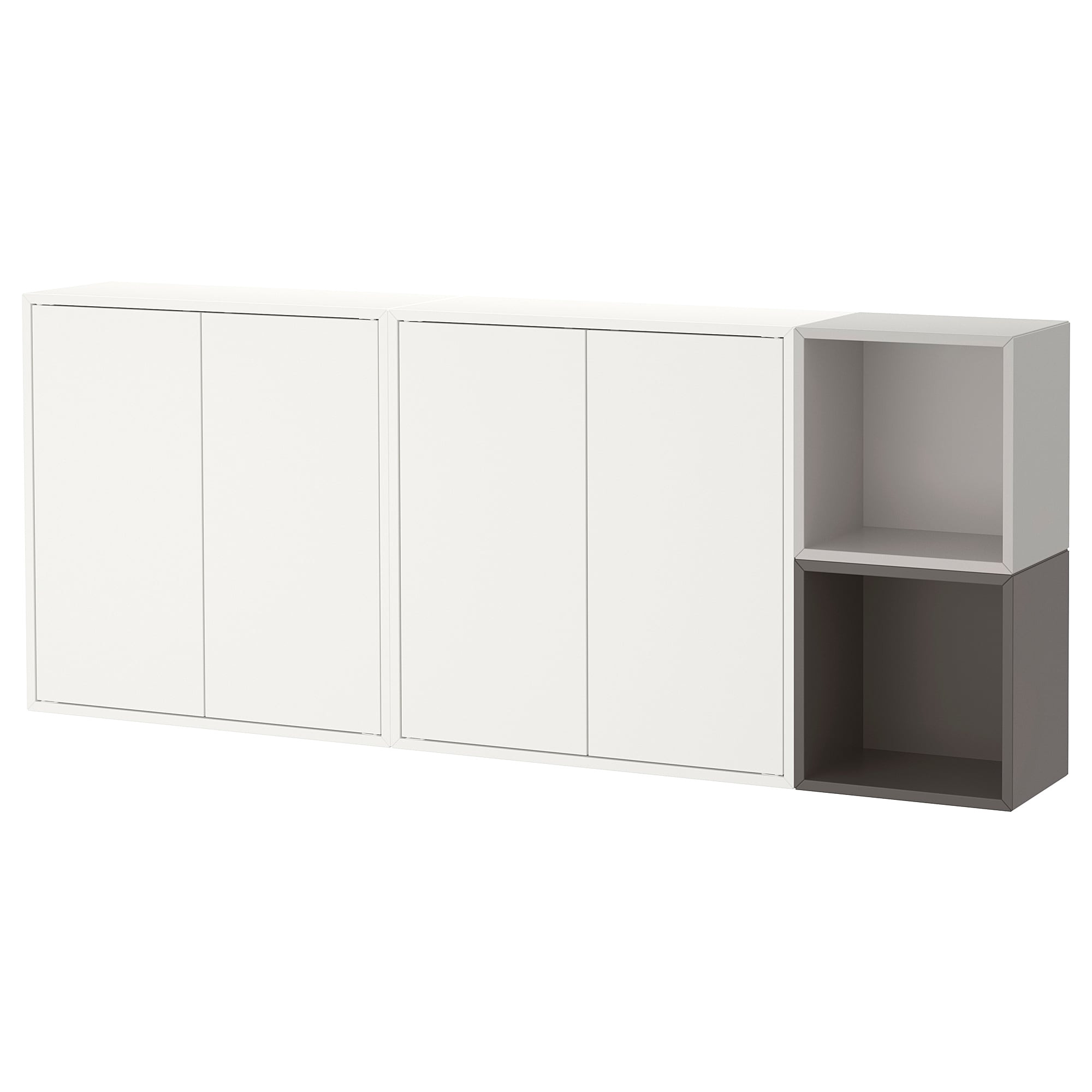 ikea eket wall mounted cabinet combination zoom in
