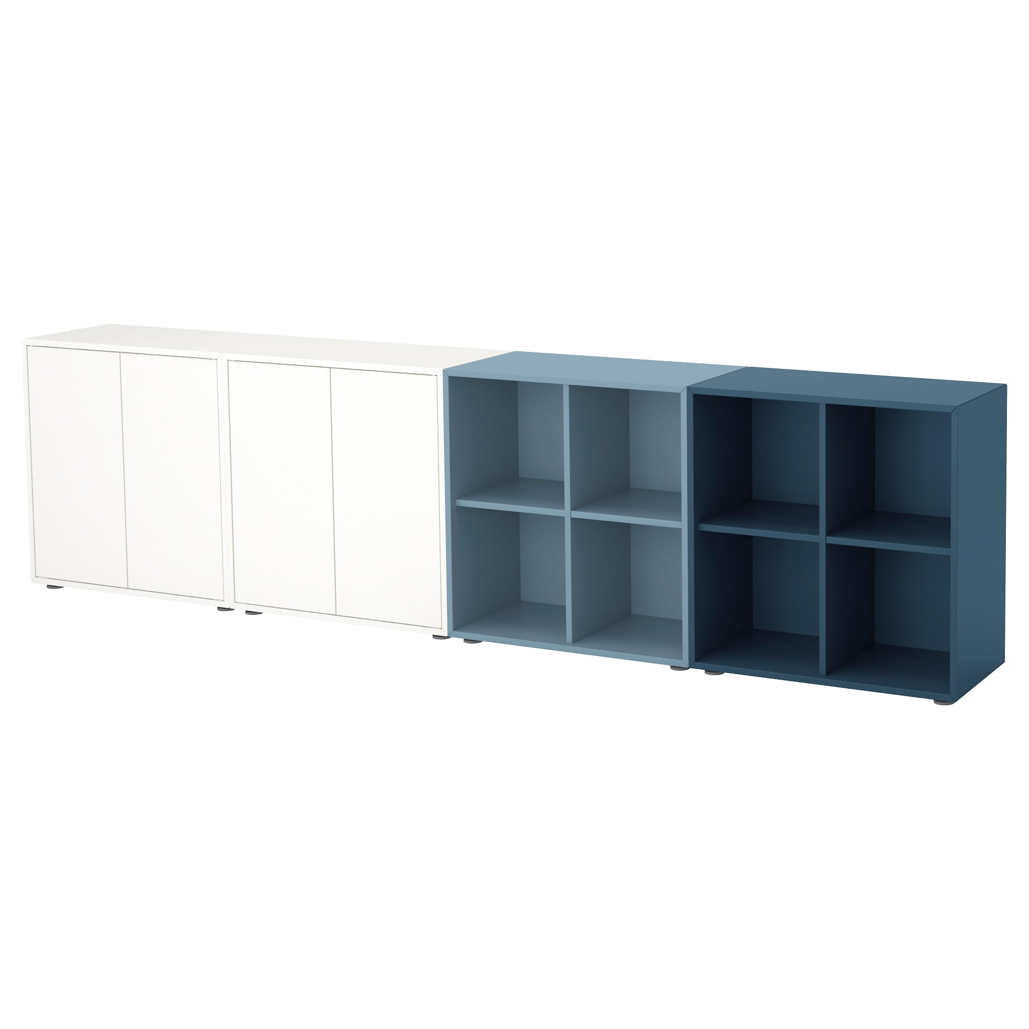 ikea eket cabinet combination with feet zoom in