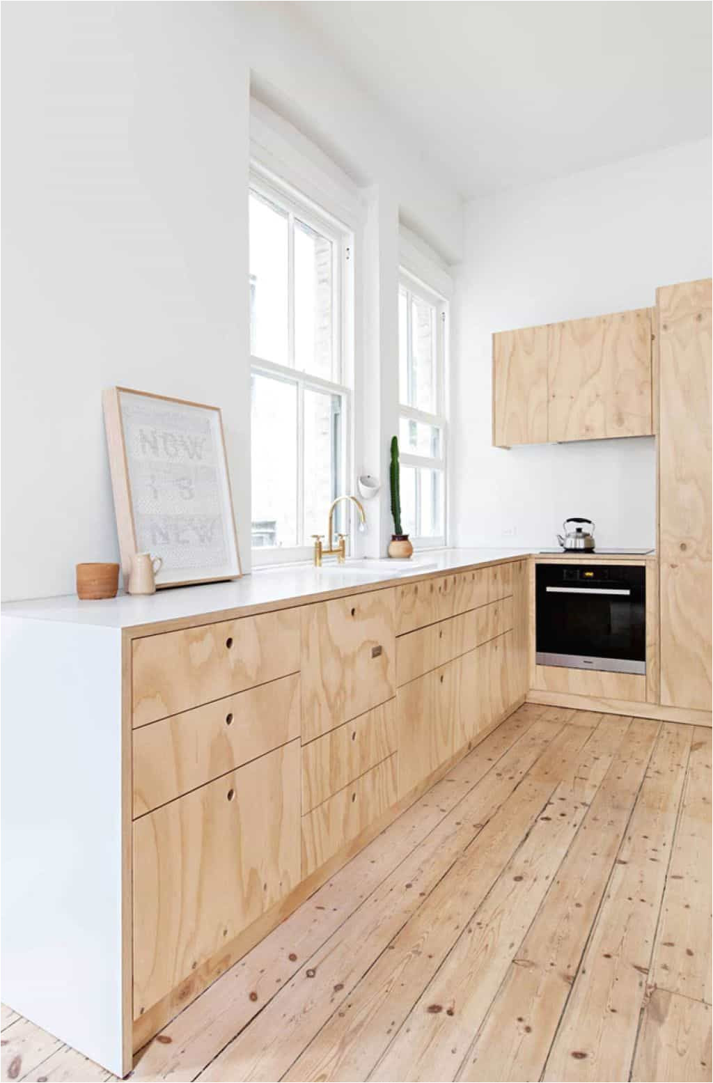 scandinavian kitchen with plywood furniture distinctive plywood furniture for your house wooden kitchen pine