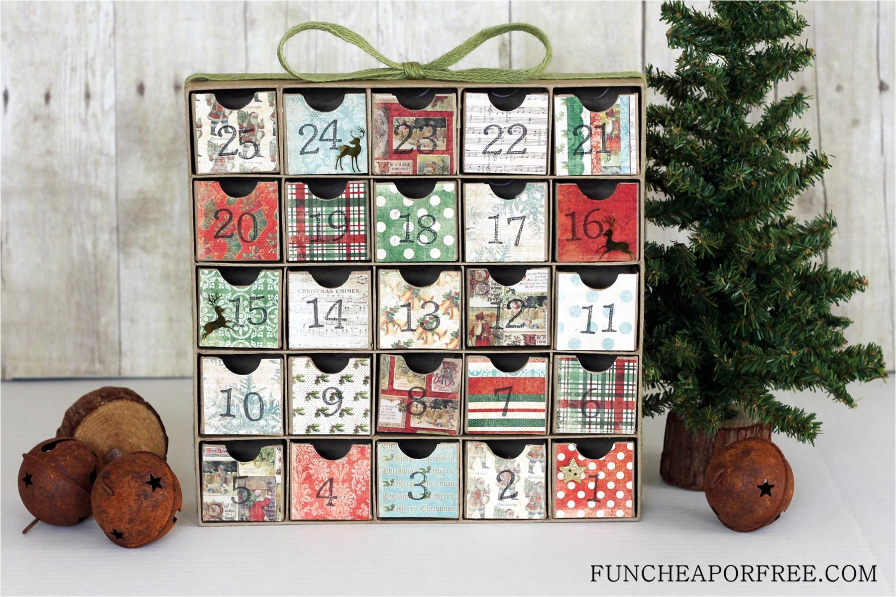 christmas advent calendar 12