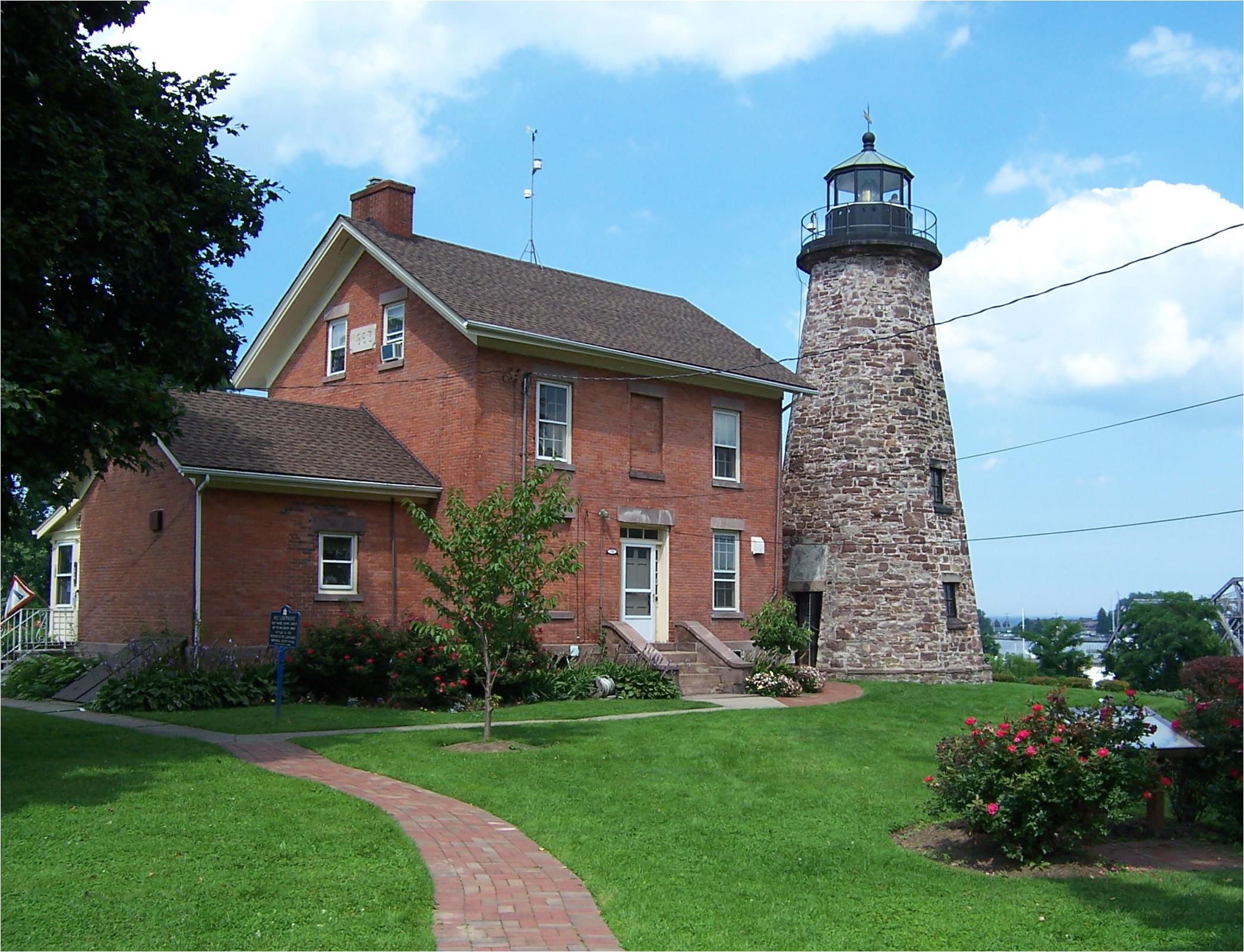 rochester charlotte genesee lighthouse jpg