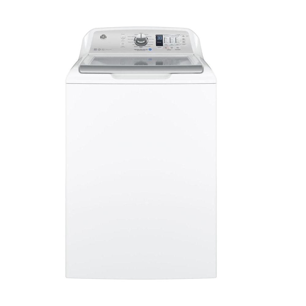 4 6 cu ft high efficiency white top load washing machine energy star