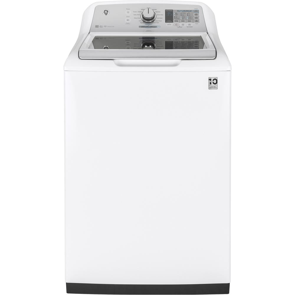 5 0 cu ft high efficiency white top load washing machine and wi