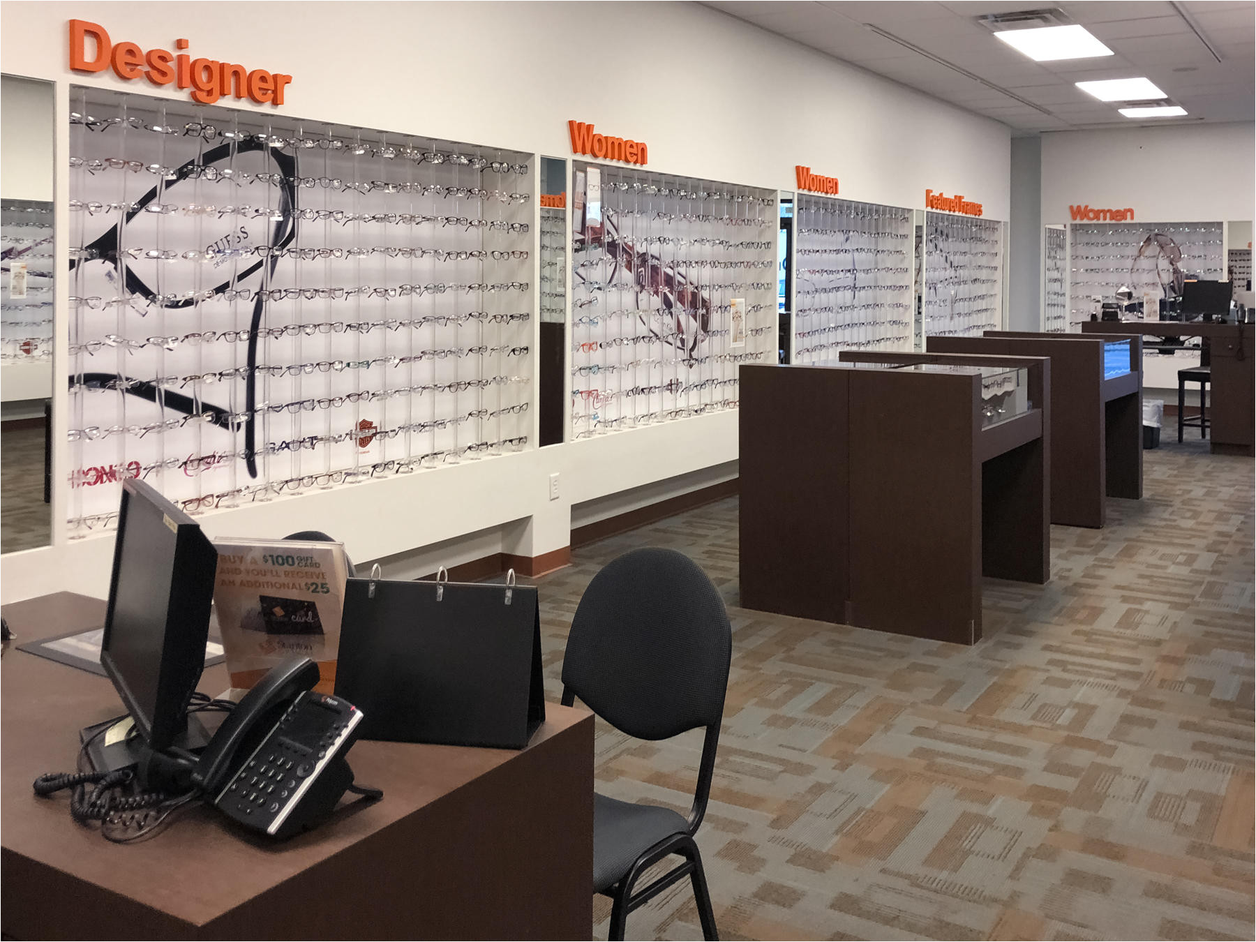 Used Office Furniture fort Wayne Indiana Stanton Optical 409 Coliseum Blvd East fort Wayne In Optometrists
