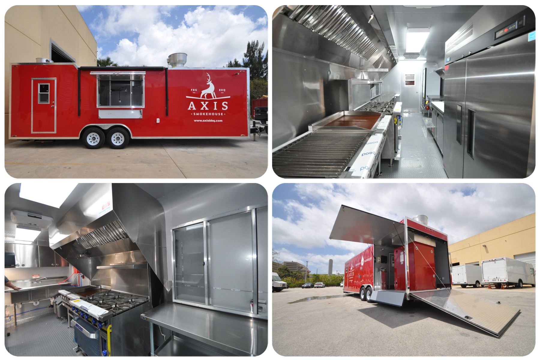 Used Restaurant Equipment for Sale Portland oregon Home Food Trailers Concession Trailers Warehouse Concession