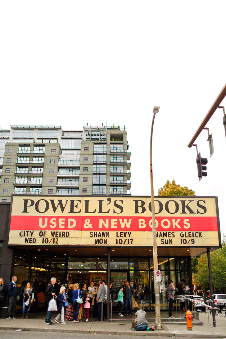 powells city of books 25 free things to do in portland oregon