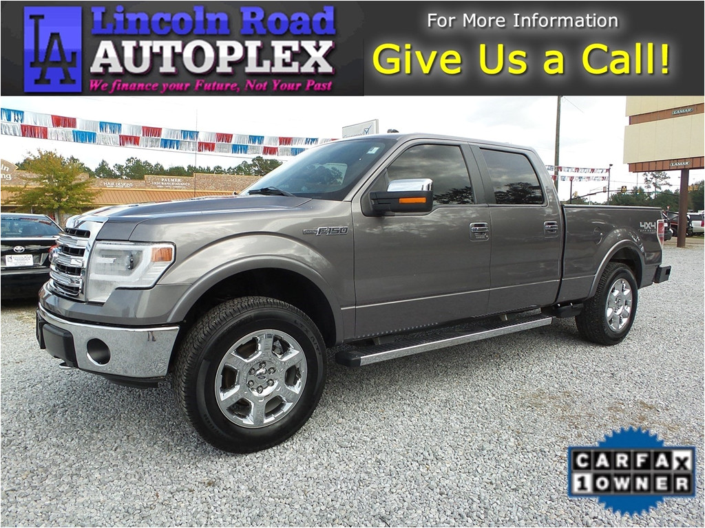 2014 ford f 150 lariat 4wd