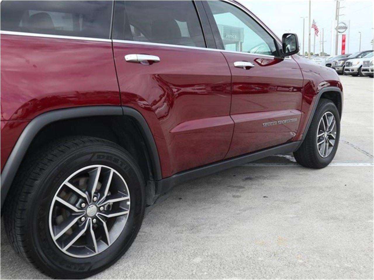 used 2017 jeep grand cherokee in venice fl