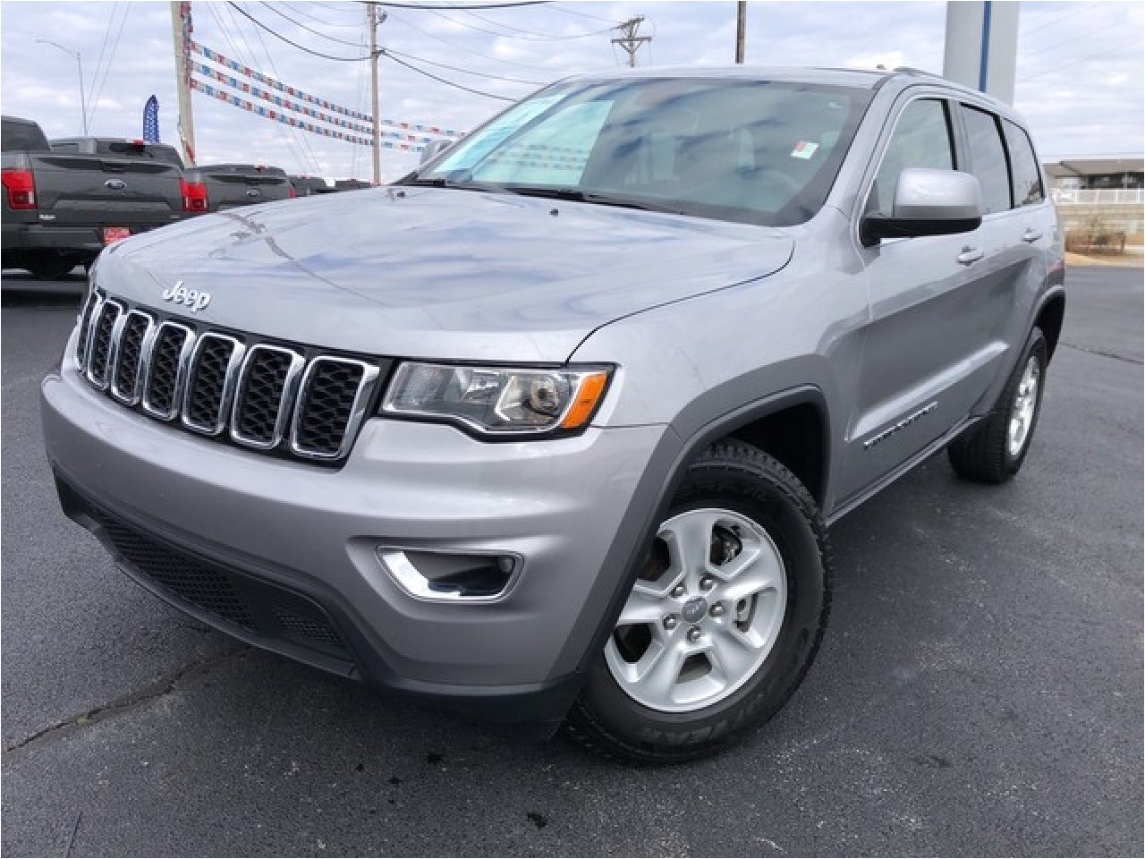 used 2017 jeep grand cherokee in branson mo