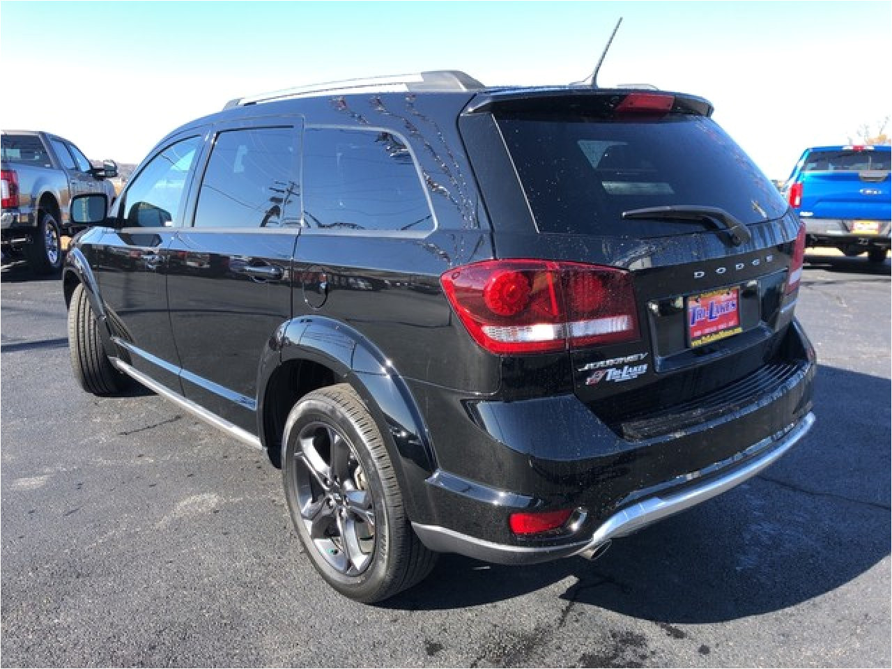 used 2018 dodge journey in branson mo