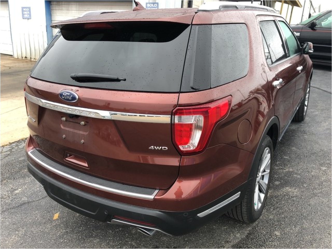 used 2018 ford explorer in branson mo