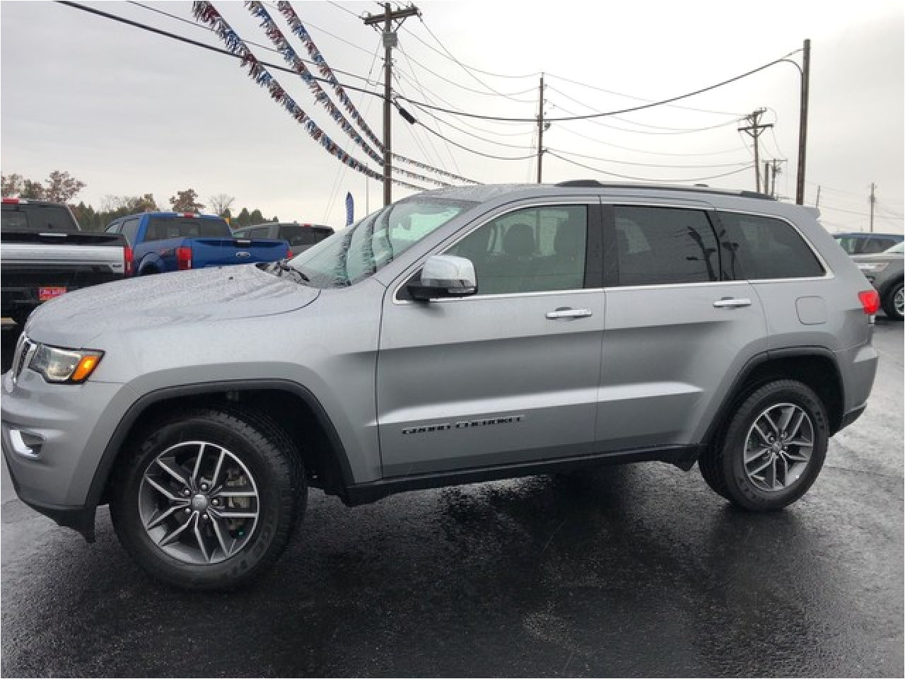 used 2018 jeep grand cherokee in branson mo