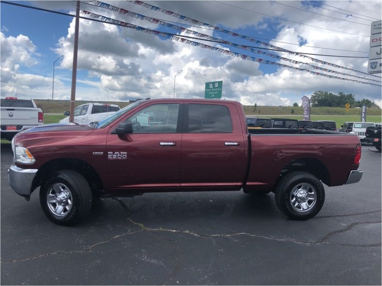 used 2018 ram 2500 in branson mo