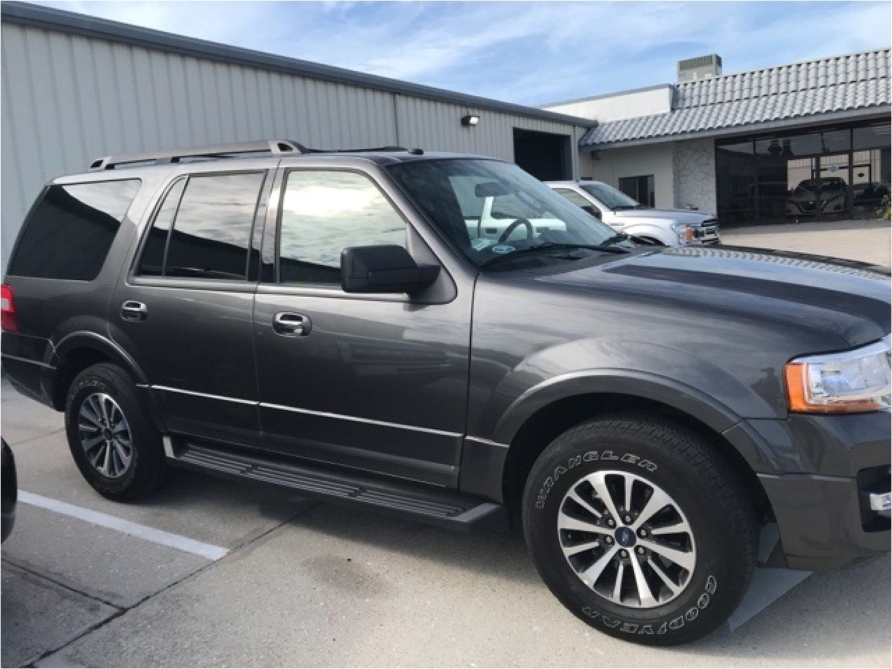 used 2017 ford expedition in venice fl