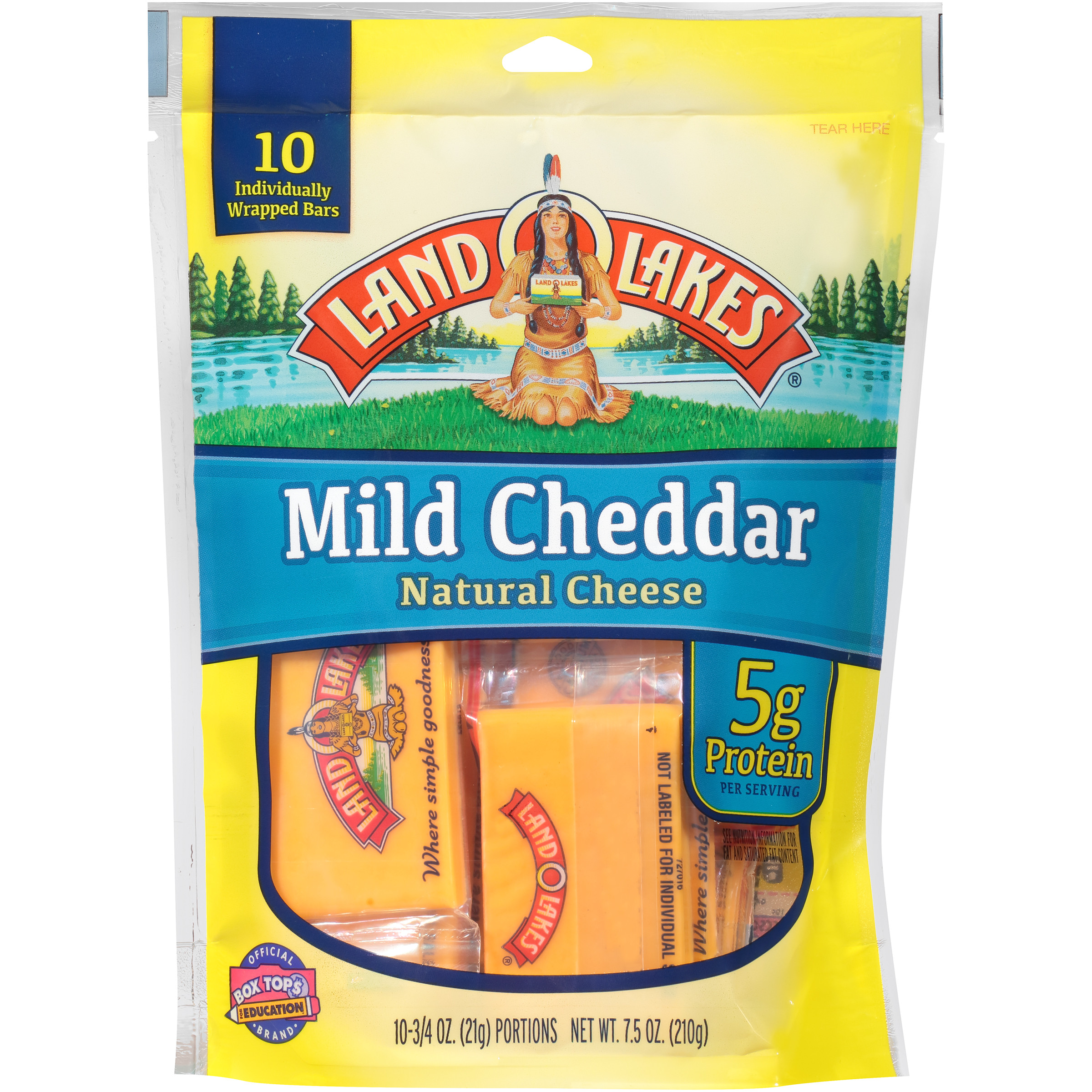 Walmart Tires Auto Parts Carson City Nv Land O Lakes Mild Cheddar Snack Cheese 10 Ct 7 5 Oz Walmart Com