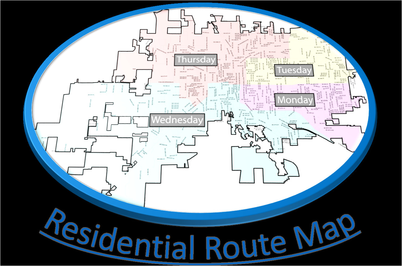 residential route map icon