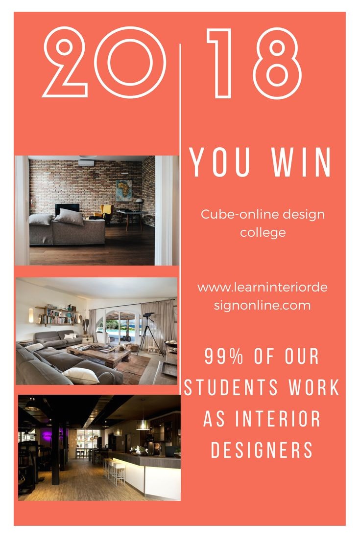 learn interior design online 99 of our students work as paid interior designers while they