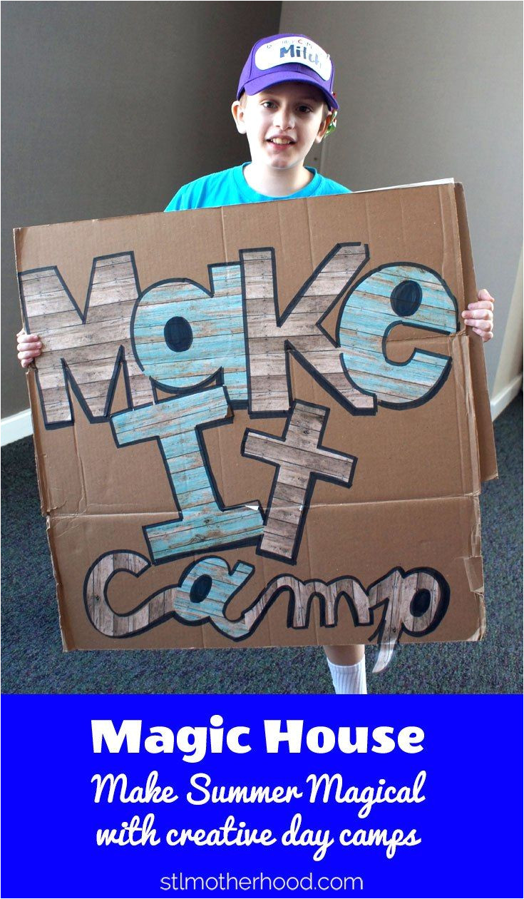 magic house summer camps sign up today st louis for kids pinterest summer kids magic house and summer fun for kids