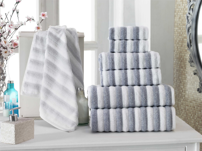 turkish cotton jacquard bath towels