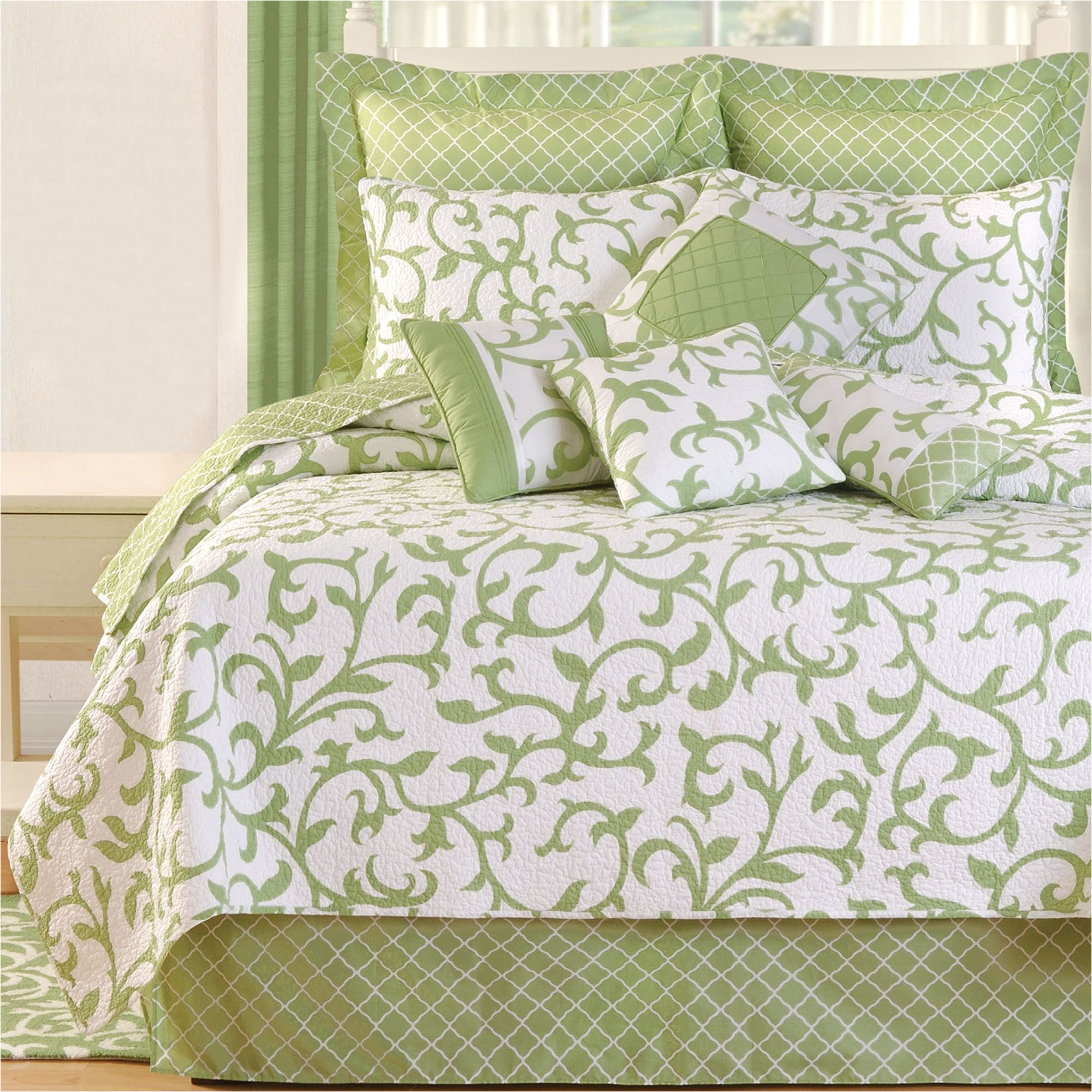 serendipity all cotton quilt bedding