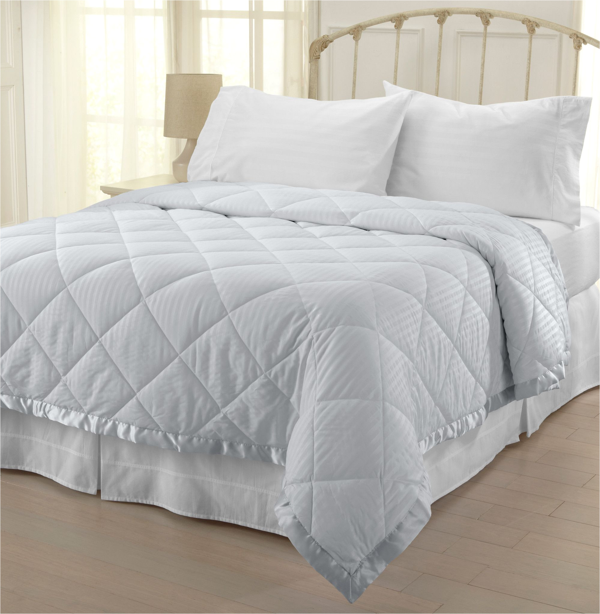 romana collection luxury down alternative bed blanket
