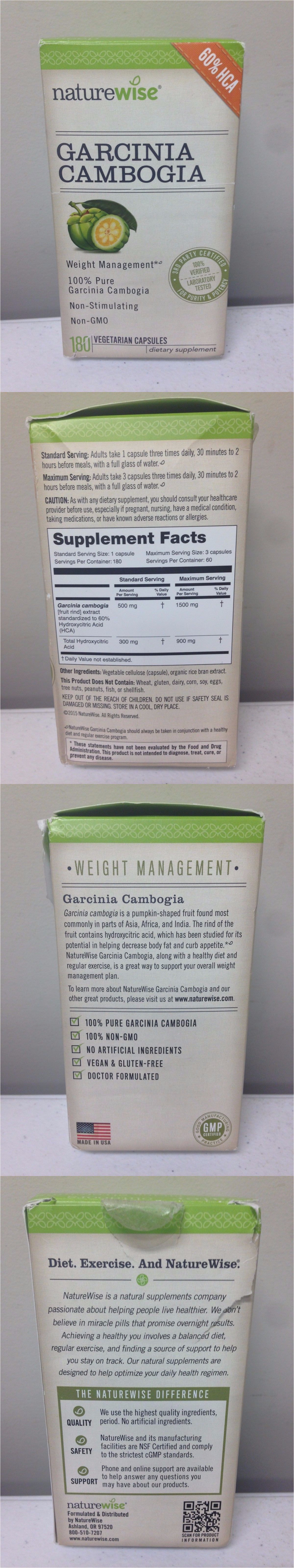 Where to Buy Follinique Appetite Control Suppressants Naturewise Garcinia Cambogia Extract