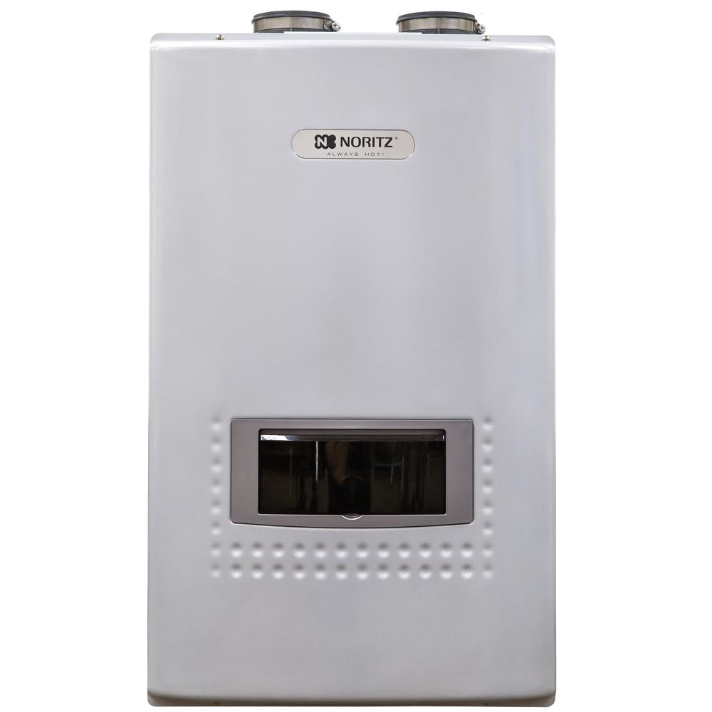 noritz 10 1 gpm built in recirc pump natural gas high efficiency indoor