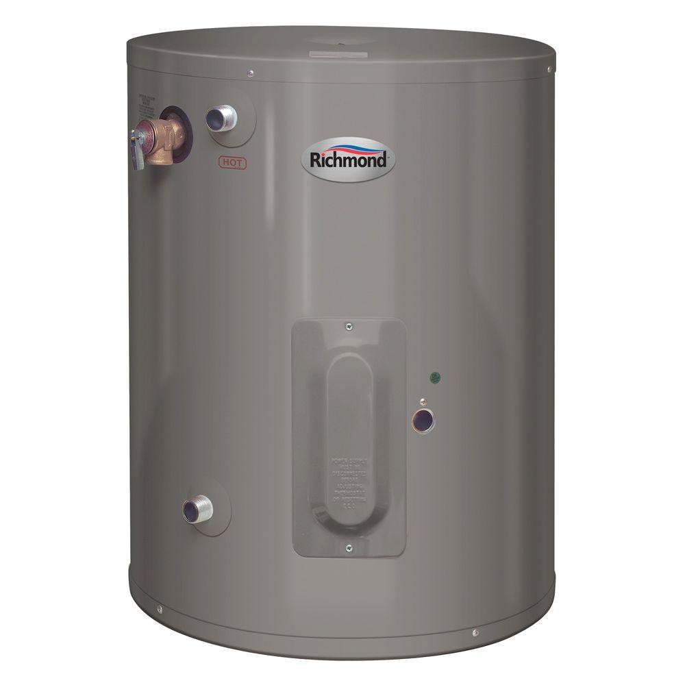 6 year electric point of use electric water heater