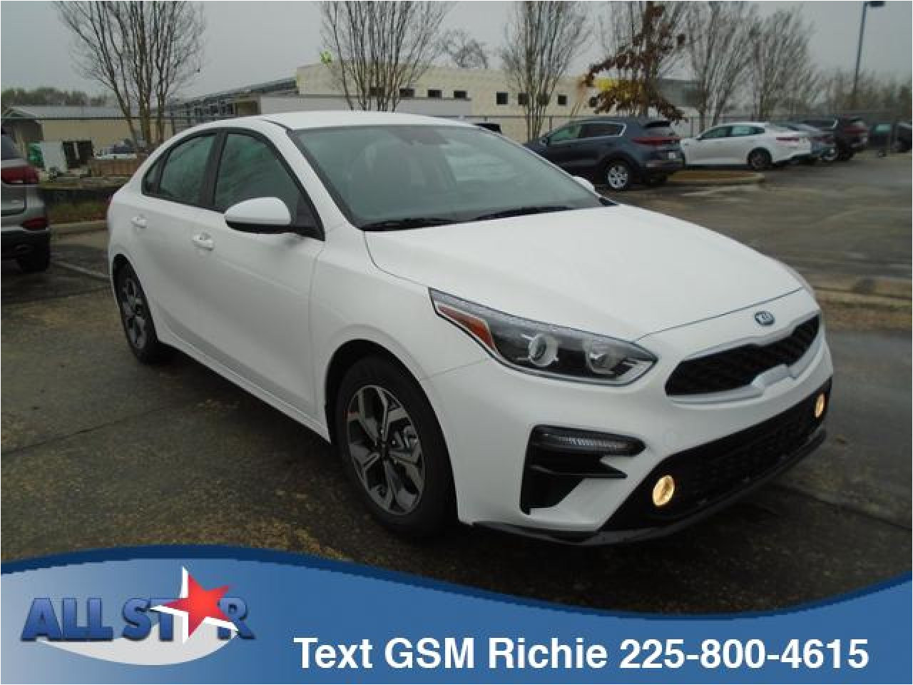 new 2019 kia forte in baton rouge la