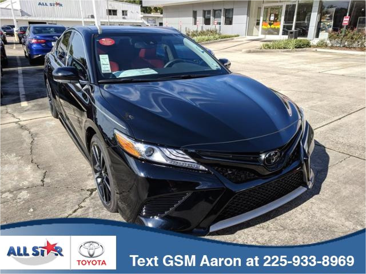 new 2019 toyota camry in baton rouge la