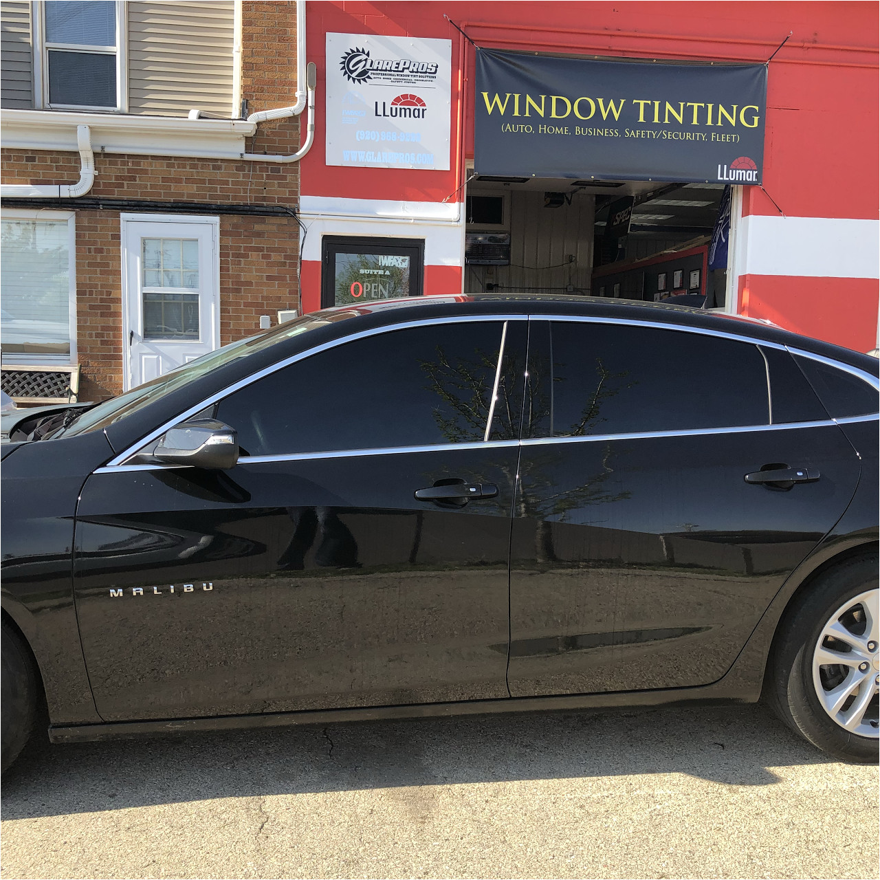 Window Tinting Appleton Wi Glarepros Window Tinting Service In Appleton