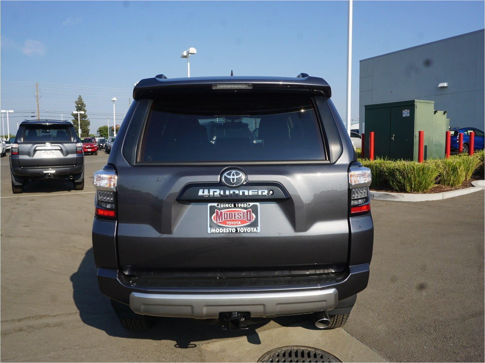 new 2018 toyota 4runner trd off road premium near manteca ca modesto toyota