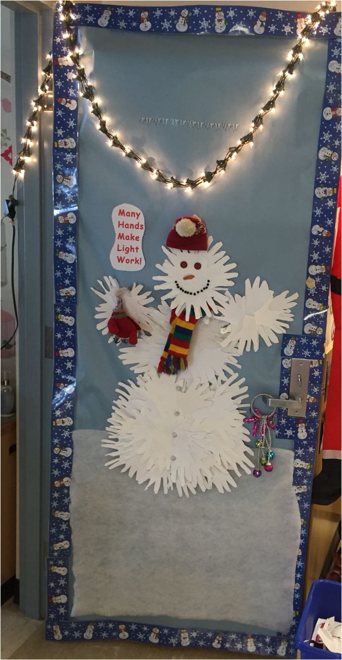 deck your doors for christmas school decor door decorations