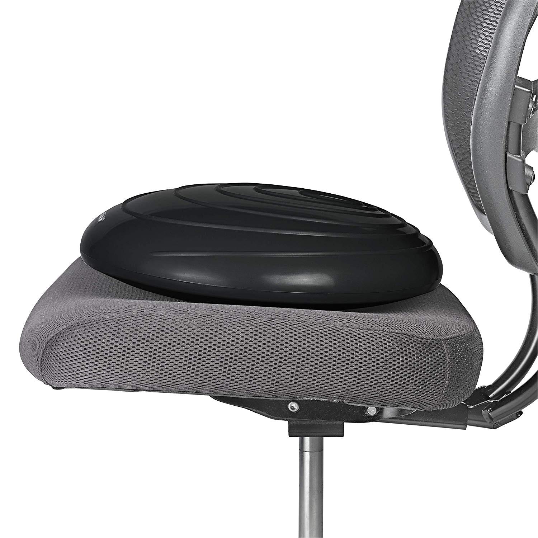 amazon com gaiam balance disc wobble cushion stability core trainer for home or office desk chair kids alternative classroom sensory wiggle seat