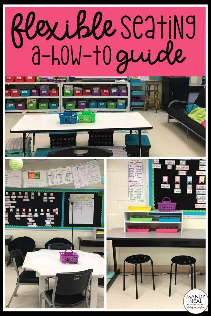flexible seating a how to guide teaching with simplicity