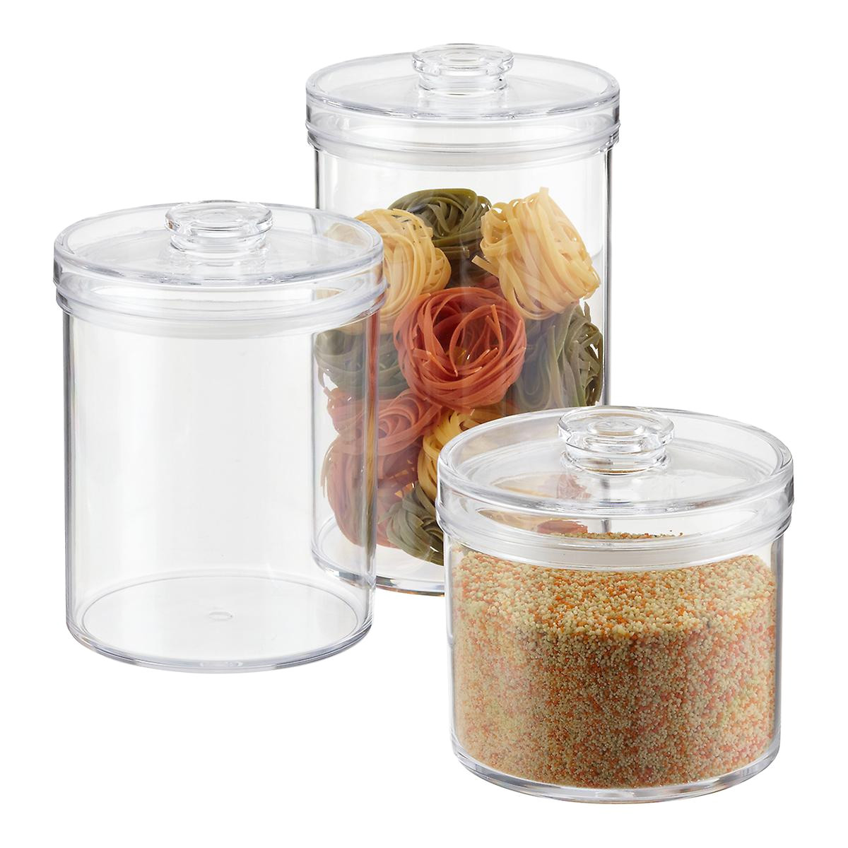 food storage containers airtight storage glass food storage the container store