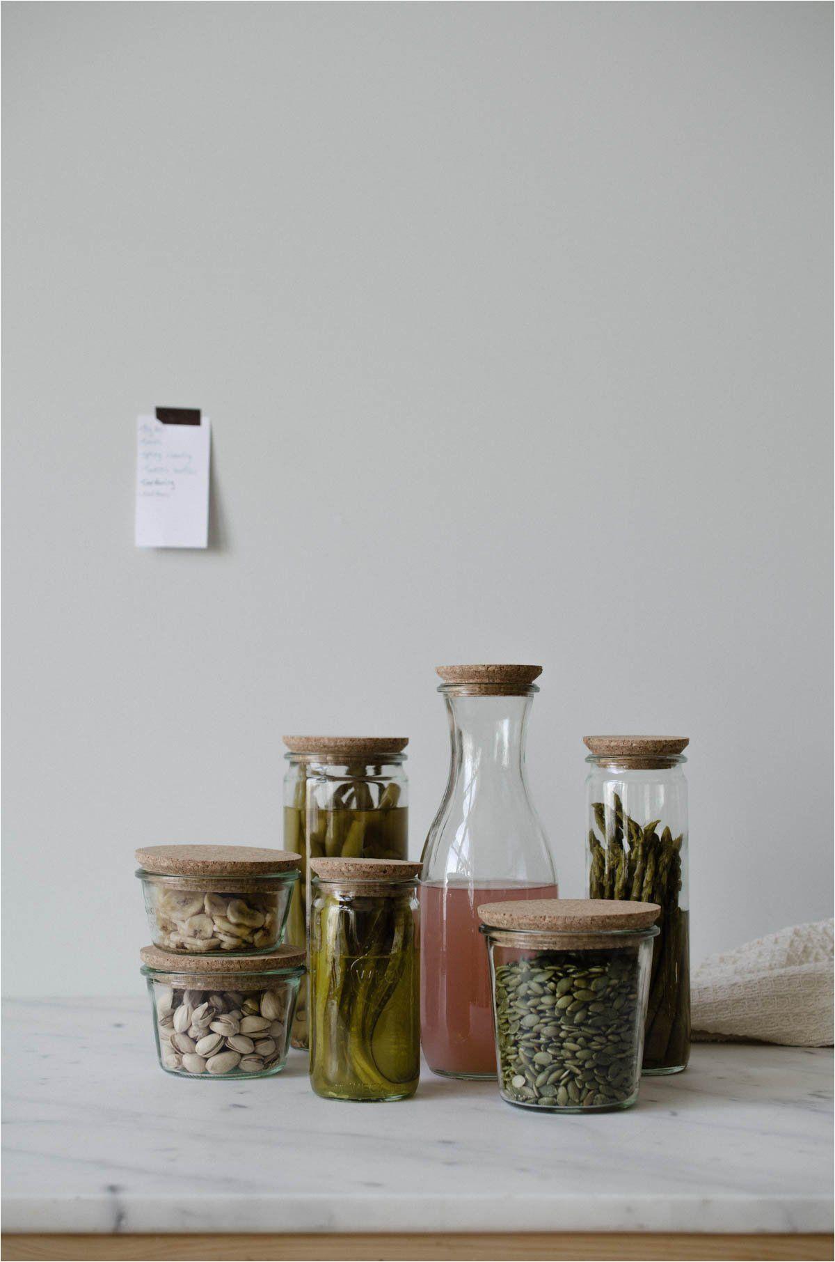 image of cork lids for weck jars