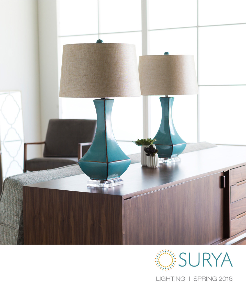 surya has launched a new lighting e catalog which is now available on surya com the digital catalog was created to make it even easier for buyers and