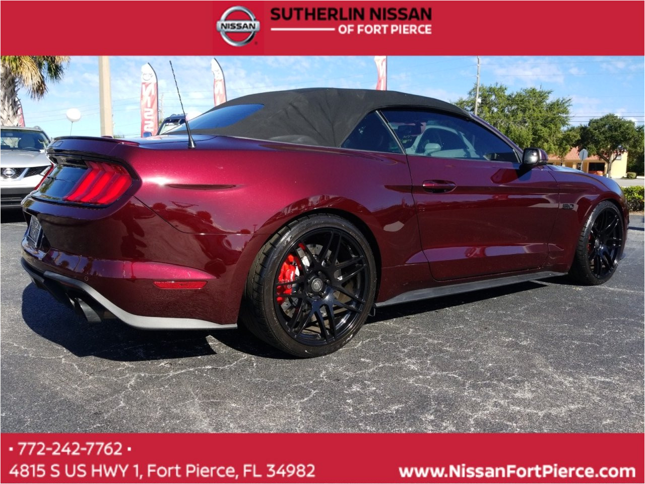 used 2018 ford mustang in orlando fl