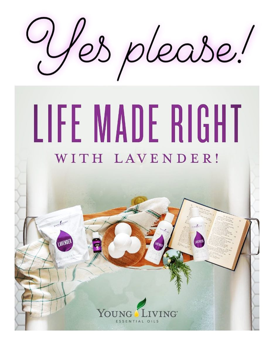 did you look through the young living holiday catalog yet i ll take